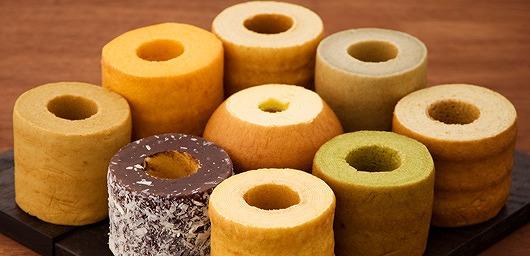 乳糖製菓 バームクーヘン