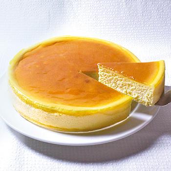 ケーキ しっとりスフレチーズケーキ