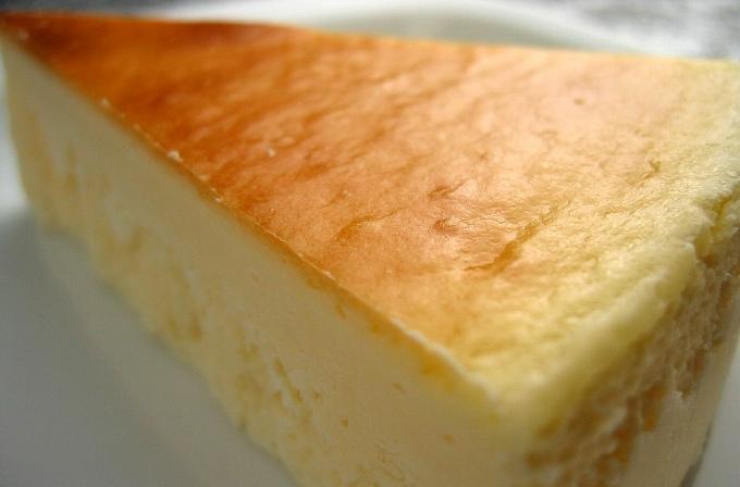 チーズケーキ ふわっと超濃厚スプーンで食べるクリームチーズケーキ