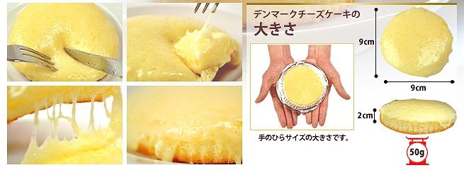 チーズケーキ デンマークチーズケーキ