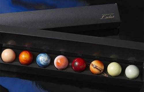 チョコレート 惑星ショコラ