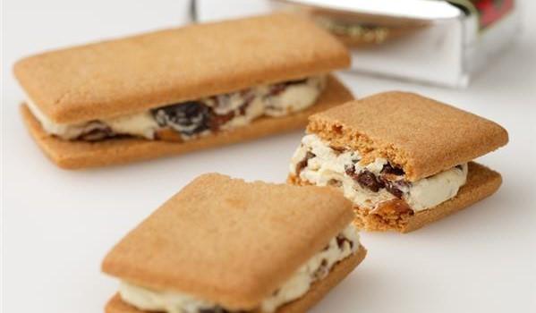 クッキー バターサンド