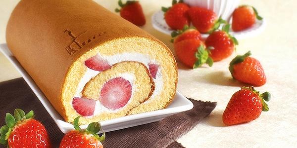 ロールケーキ 季節の限定ルーロ
